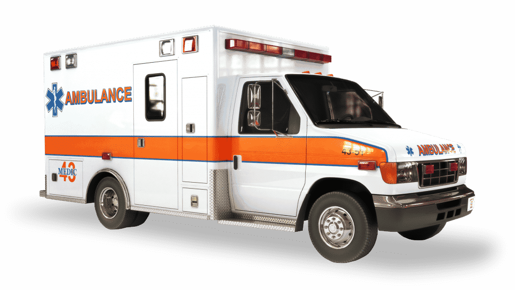 Ambulance EMS - Anti-Idling Technology - GRIP Idle Management Systemq